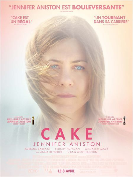CAKE (BANDE ANNONCE VF et VOST 2015) avec Jennifer Aniston, Sam Worthington, William H. Macy
