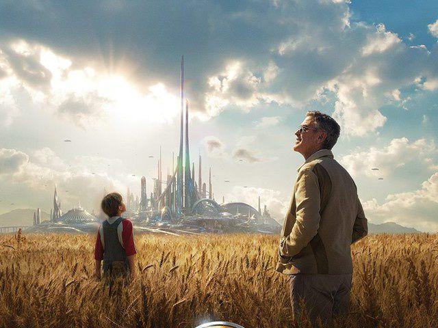 A la poursuite de demain (Tomorrowland) (BANDE ANNONCE VF et VOST 2015) avec Britt Robertson, George Clooney, Hugh Laurie