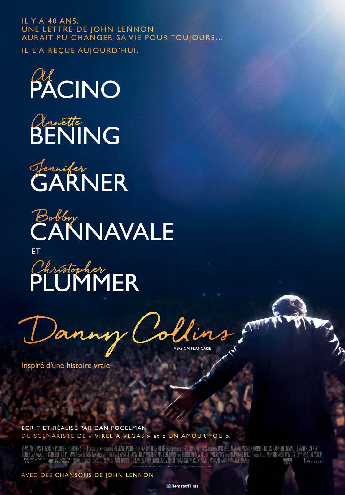 Imagine (Danny Collins) (BANDE ANNONCE VO 2015) avec Al Pacino, Annette Bening