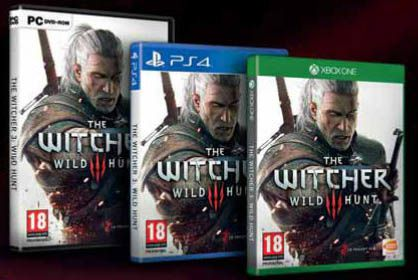 The Witcher 3 Wild Hunt (BANDE ANNONCE DU JEU VIDEO) le 19 mai 2015