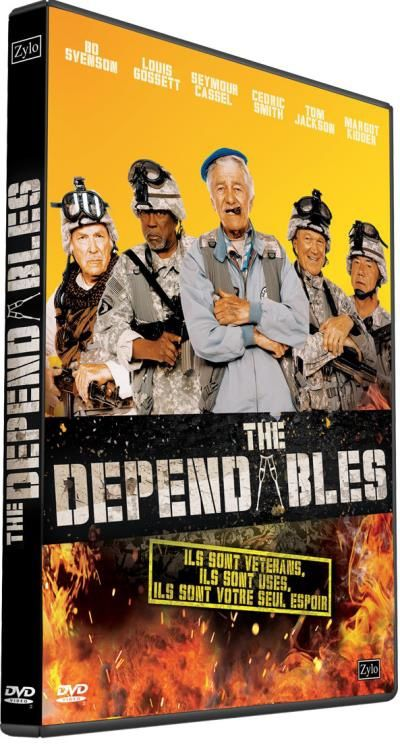 THE DEPENDABLES (BANDE ANNONCE VOST 2014) EN DVD LE 2 JUIN 2015 avec Margot Kidder, Louis Gossett Jr., Seymour Cassel