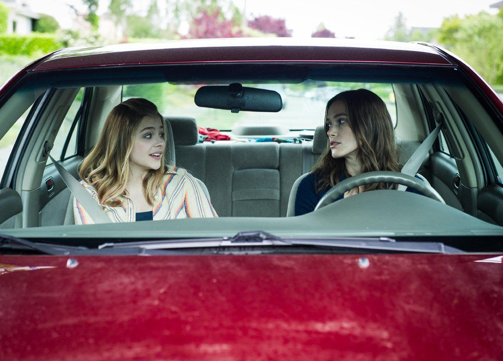 Girls Only (BANDE ANNONCE VOST 2015) avec Keira Knightley, Chloë Grace Moretz, Sam Rockwell (Laggies)