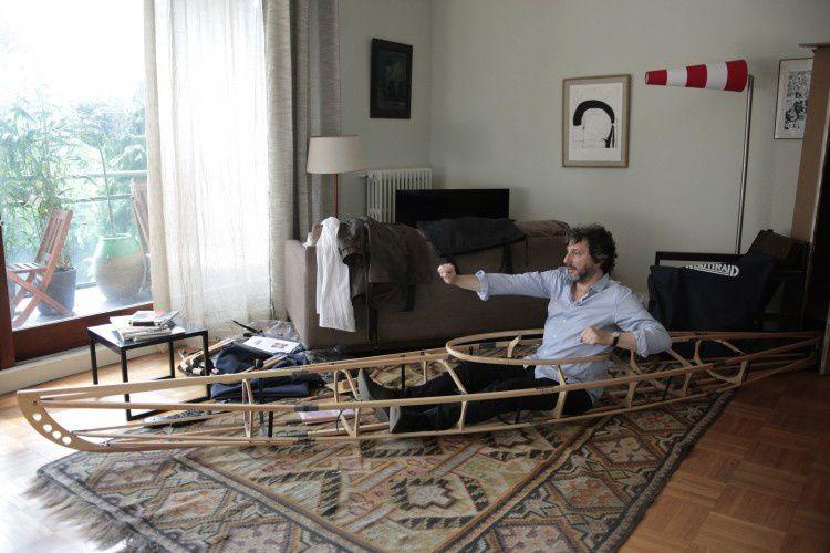 Comme un avion (BANDE ANNONCE) avec Bruno Podalydès, Sandrine Kiberlain, Agnès Jaoui