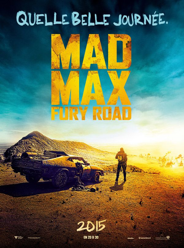 Mad Max Fury Road (Featurette) de George Miller avec Tom Hardy et Charlize Theron - 14 05 2015