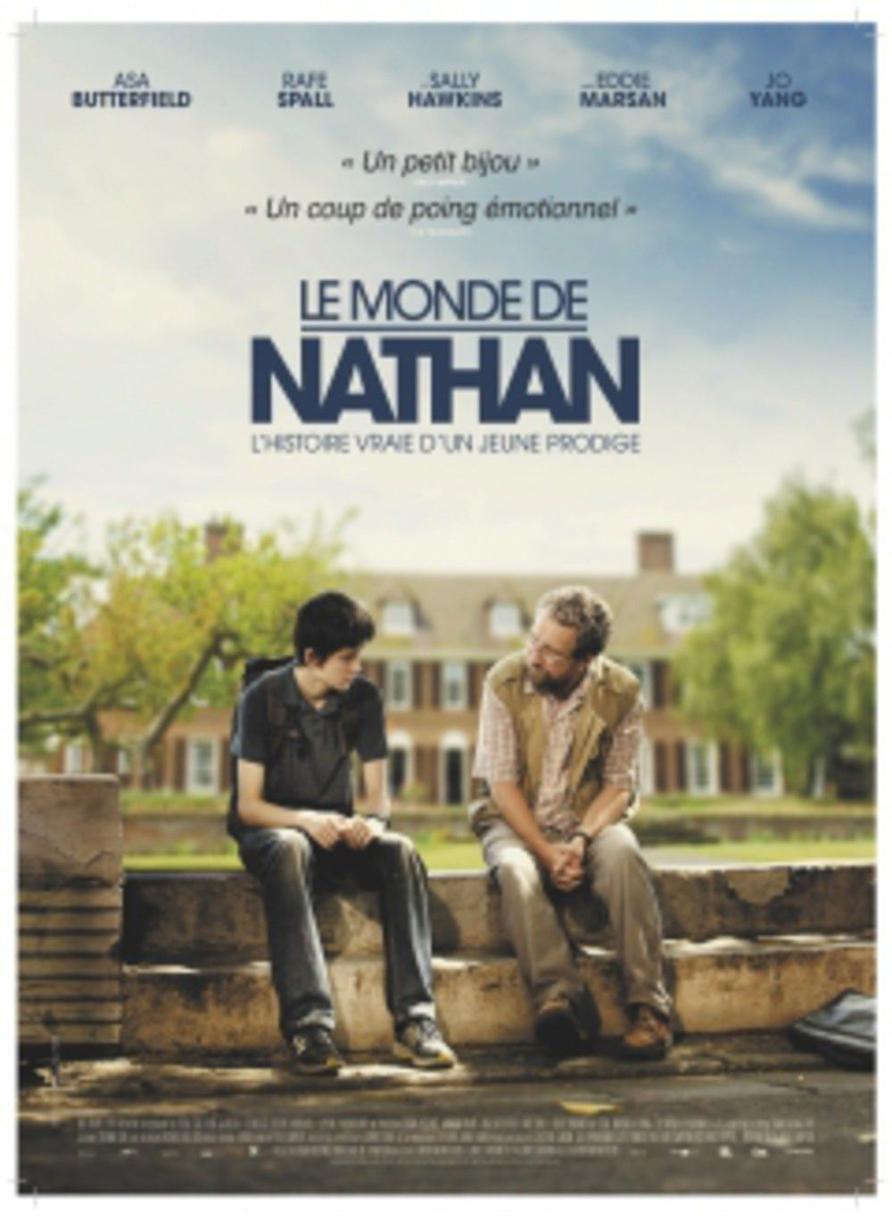 Le monde de Nathan (BANDE ANNONCE VOST 2015) avec Asa Butterfield, Rafe Spall, Sally Hawkins (X+Y)