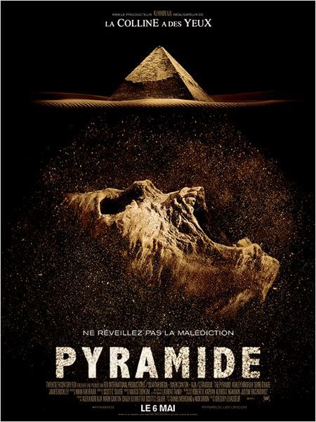 Pyramide (The Pyramid) (3 EXTRAITS VF et VOST) avec Ashley Hinshaw, Denis O'Hare, James Buckley - 06 05 2015