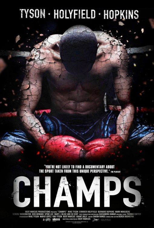 Champs (BANDE ANNONCE VO 2015) avec Evander Holyfield, Bernard Hopkins, Mike Tyson