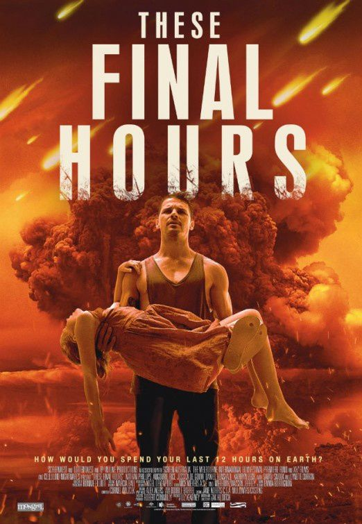 These Final Hours (BANDE ANNONCE VF et VO) avec Nathan Phillips, Angourie Rice, Sarah Snook - 22 07 2015
