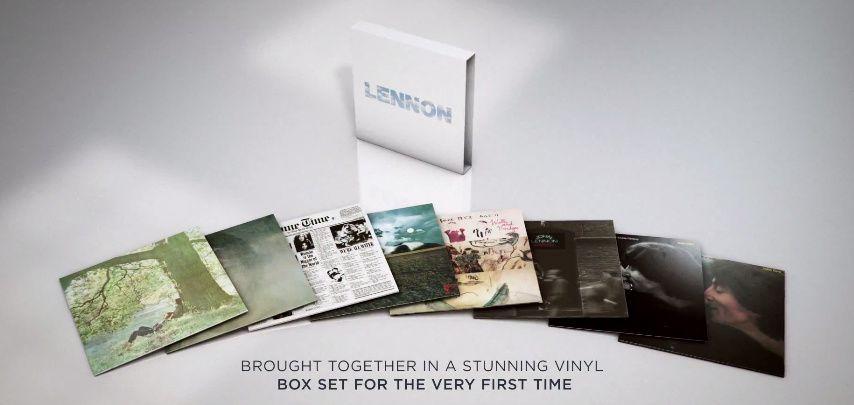 John Lennon – Vinyl Box Set