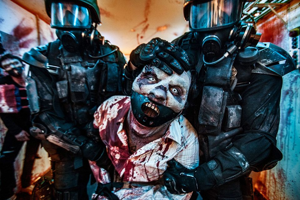 Wyrmwood Road of the Dead (BANDE ANNONCE VO 2014) Kiah Roache-Turner
