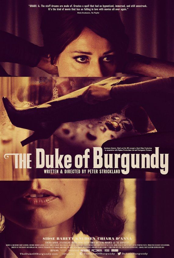 The Duke of Burgundy (BANDE ANNONCE VOST 2015 + 2 EXTRAITS) de Peter Strickland - 17 06 2015