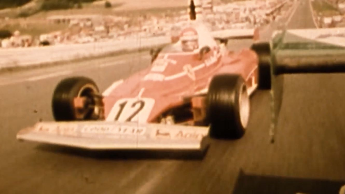 33 Days - Lauda : The Untold Story (BANDE ANNONCE VO 2014) avec Niki Lauda, James Hunt