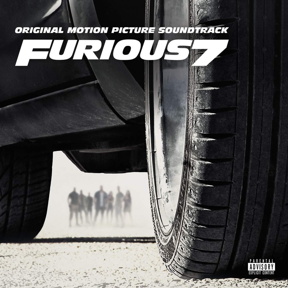 Ride Out - Kid Ink, Tyga, Wale, YG, Rich Homie Quan (BOF CLIP du film : Fast and Furious 7)