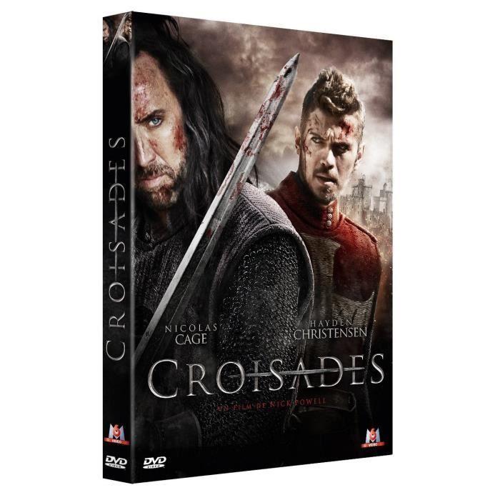 Croisades (BANDE ANNONCE VO 2014) avec Nicolas Cage, Hayden Christensen (Outcast)