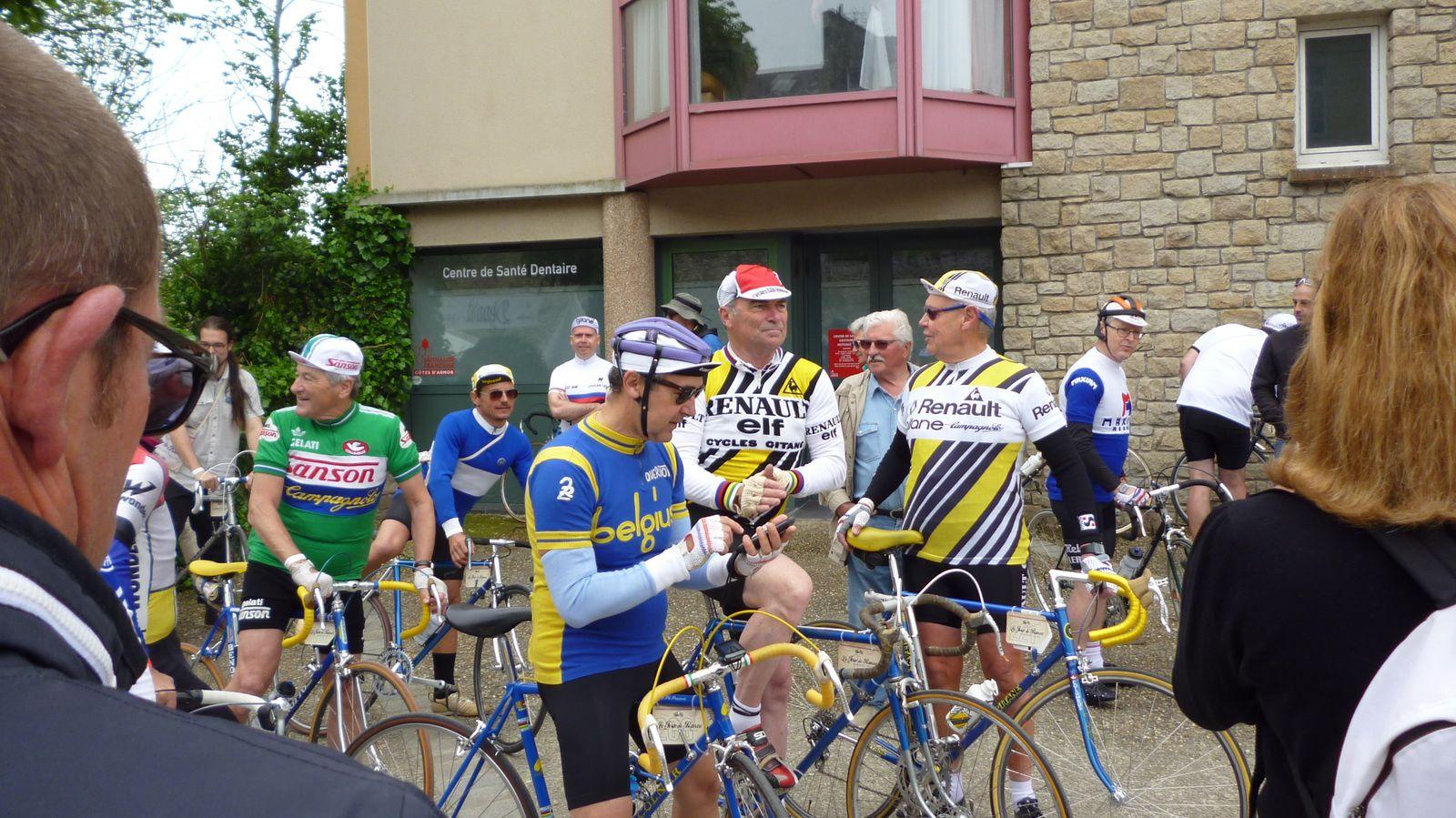 DINAN - Tour de Rance 2015 - Photos du 24 mai 2015