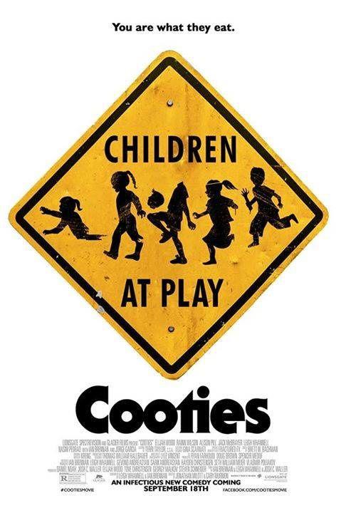 Cooties (BANDE ANNONCE VO 2014) avec Elijah Wood, Alison Pill, Rainn Wilson