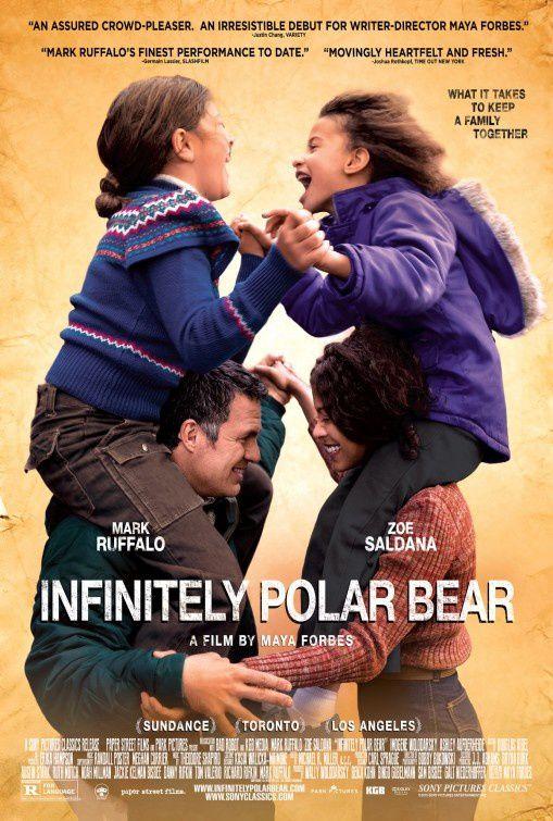 Daddy Cool (BANDE ANNONCE VOST) avec Mark Ruffalo, Zoe Saldana - 08 07 2015 (Infinitely Polar Bear)