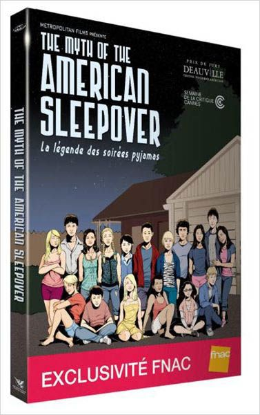 The Myth of the American Sleepover (BANDE ANNONCE VOST 2010) avec Nikita Ramsey, Jade Ramsey