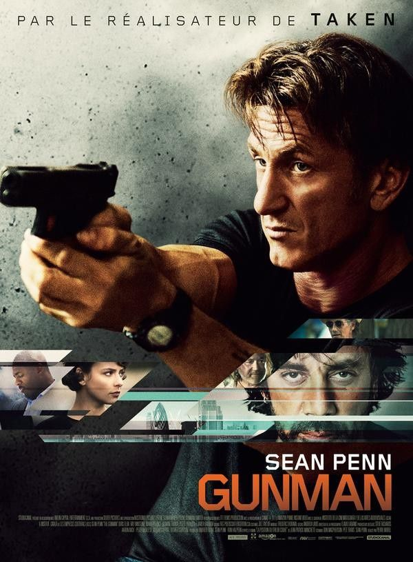 Gunman (Featurette : Jim Terrier VOST) avec Sean Penn, Idris Elba, Javier Bardem - 24 06 2015