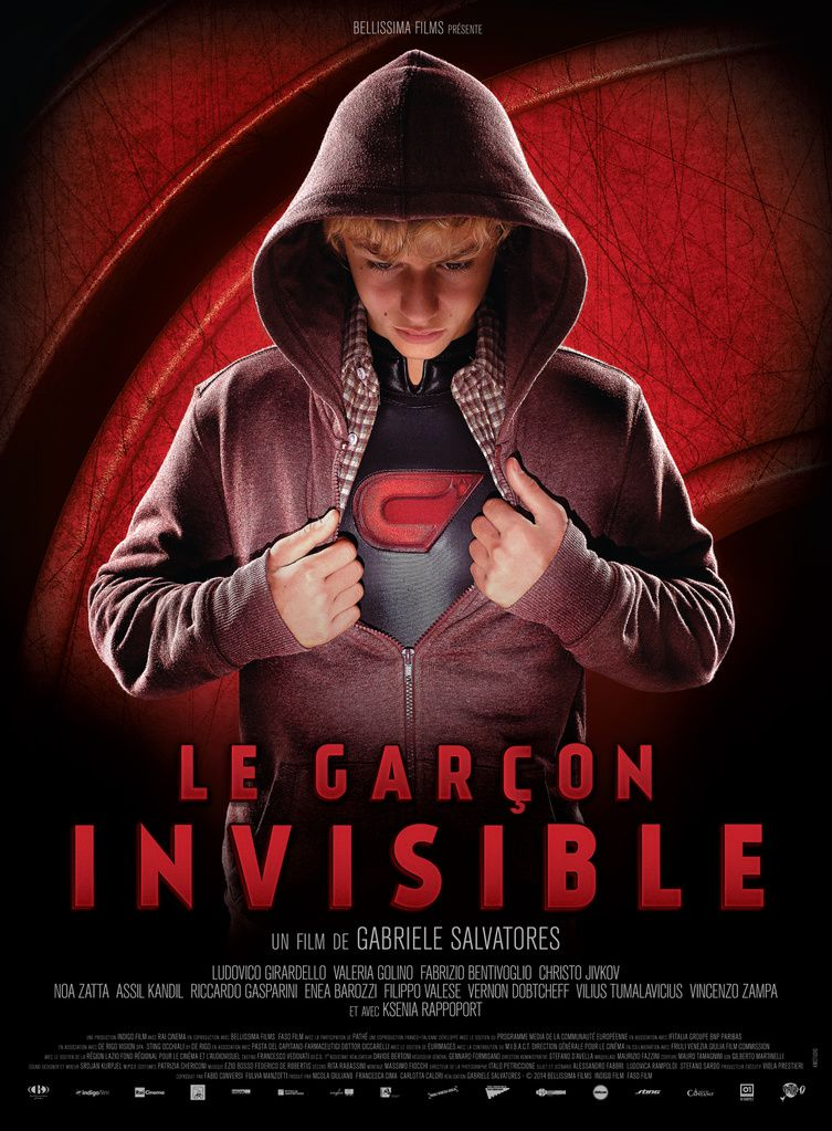 Le Garçon Invisible (BANDE ANNONCE VF et VOST) avec Ludovico Girardello, Valeria Golino, Fabrizio Bentivoglio - 15 07 2015