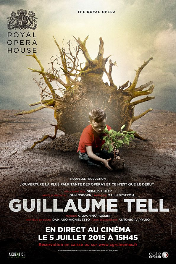 Guillaume Tell (BANDE ANNONCE) En direct le 5 Juillet 2015 à 15h45