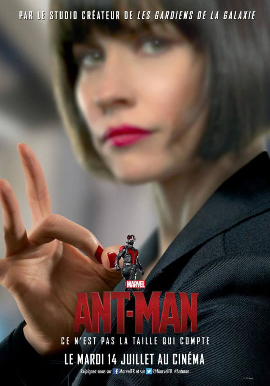 Ant-Man (BANDE ANNONCE VF et VOST) avec Paul Rudd, Michael Douglas, Evangeline Lilly - 14 07 2015