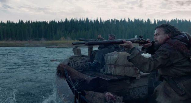 The Revenant (BANDE ANNONCE VF et VOST 2016) de Alejandro González Iñárritu avec Tom Hardy, Leonardo DiCaprio