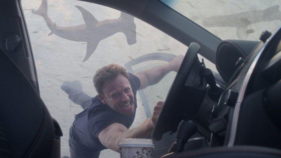 Sharknado 3 : Oh Hell No! (BANDE ANNONCE VF et VO 2015) En DVD et BLU-RAY le 2 février 2016 avec Ian Ziering, Tara Reid, Cassie Scerbo