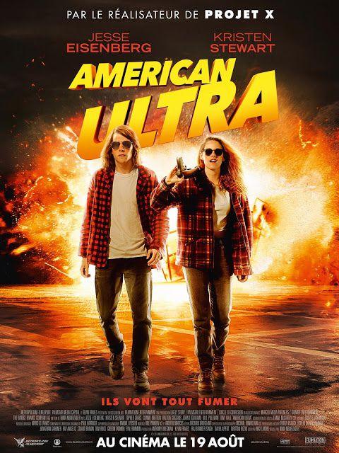AMERICAN ULTRA (BANDE ANNONCE VF et VOST) avec Jesse Eisenberg, Kristen Stewart - Le 19 août 2015 au cinéma