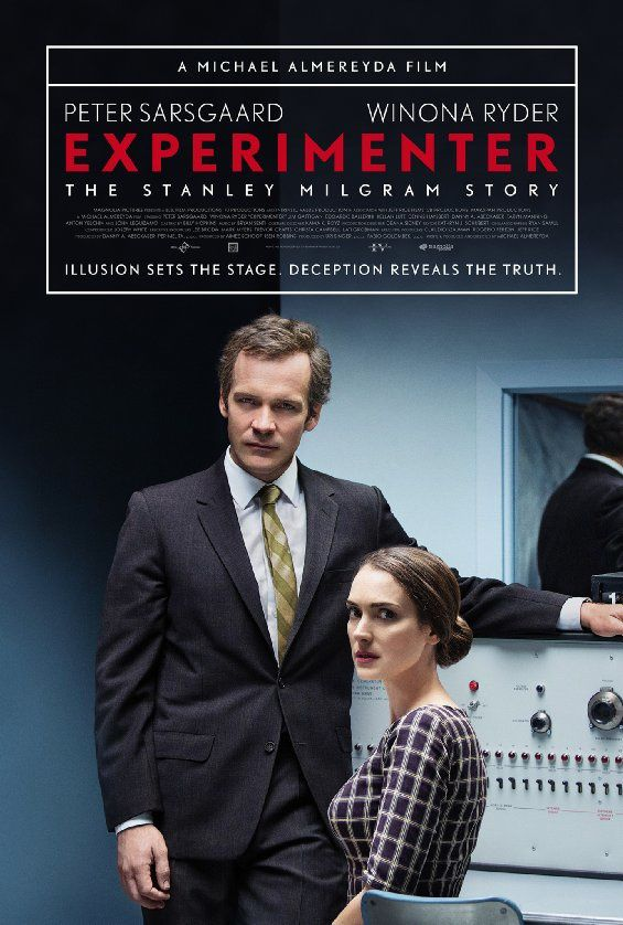 Experimenter (BANDE ANNONCE VO 2015) avec Peter Sarsgaard, Winona Ryder, Kellan Lutz