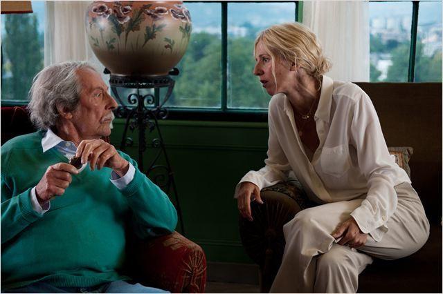 Sandrine Kiberlain et Jean Rochefort - Puisque vous partez en voyage (La chanson du film : Floride)