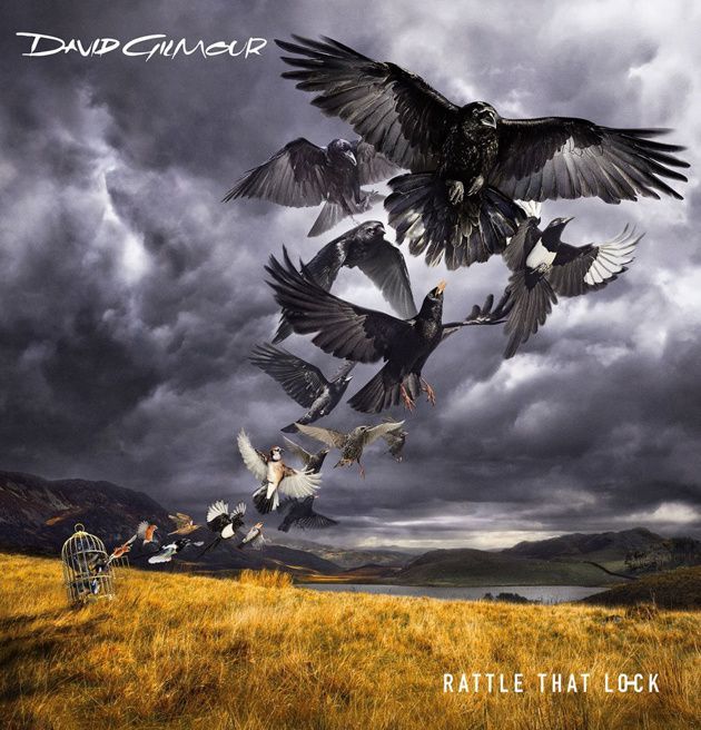 David Gilmour - Rattle That Lock (CLIP 2015)