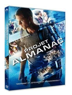 Projet Almanac disponible en DVD et VOD - Découvrez le début alternatif du film !