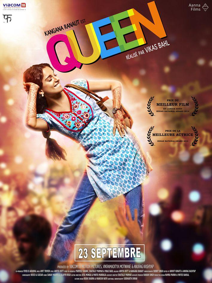 QUEEN (BANDE ANNONCE VOST 2015) avec Kangana Ranaut, Rajkummar Rao, Lisa Haydon