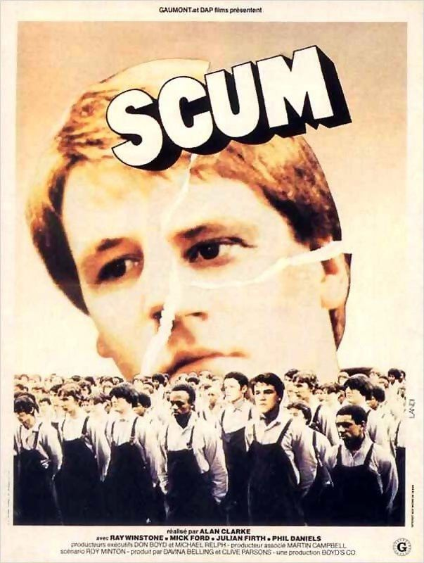 Scum (BANDE ANNONCE VOST 1979) avec Ray Winstone, Mick Ford, Julian Firth