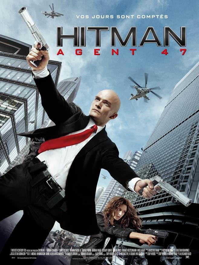 Hitman : Agent 47 (3 EXTRAITS VF et VOST) avec Rupert Friend, Zachary Quinto, Hannah Ware - 26 08 2015