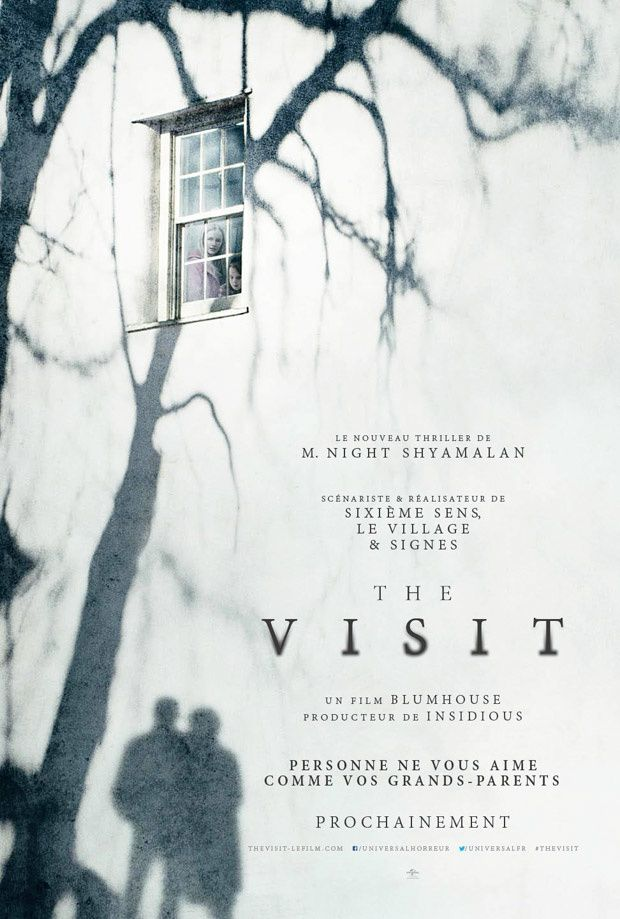 The visit (3 EXTRAITS VF) de M. Night Shyamalan - 07 10 2015