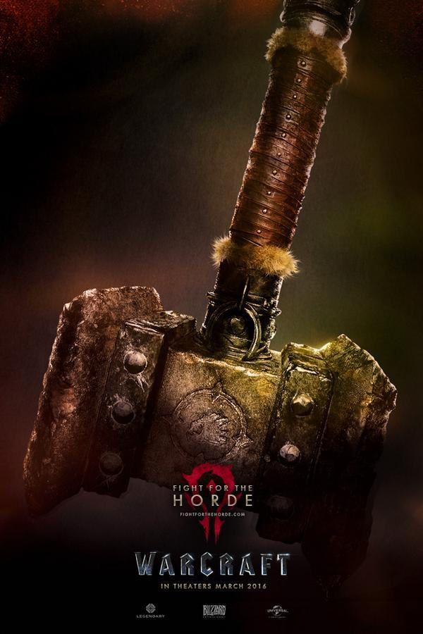 Warcraft : Le commencement (BANDE ANNONCE VF et VOST) de Duncan Jones avec Travis Fimmel -  25 05 2016