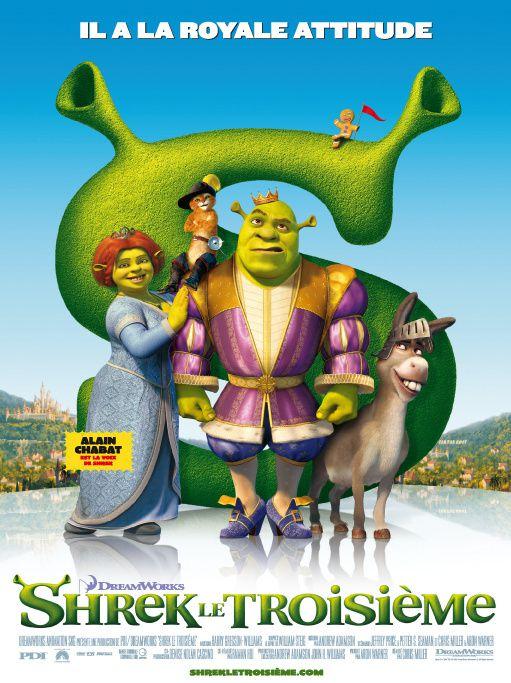 SHREK LE TROISIEME (BANDE ANNONCE VF et VOST 2007) (Shrek the Third)