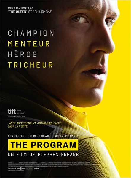 THE PROGRAM (2 EXTRAITS VOST) de Stephen Frears avec Ben Foster, Chris O'Dowd, Guillaume Canet - 16 09 2015