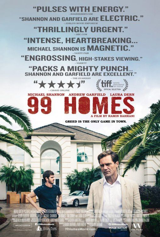 99 HOMES (1 EXTRAIT VOST) avec Andrew Garfield, Michael Shannon, Laura Dern