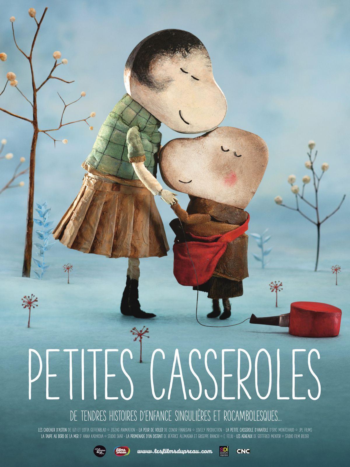 Petites Casseroles (BANDE ANNONCE 2015)