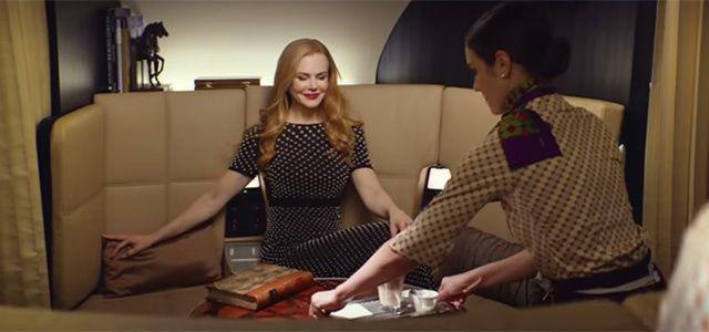 Nicole Kidman - Etihad Airways - Flying Reimagined (PUB 2015)