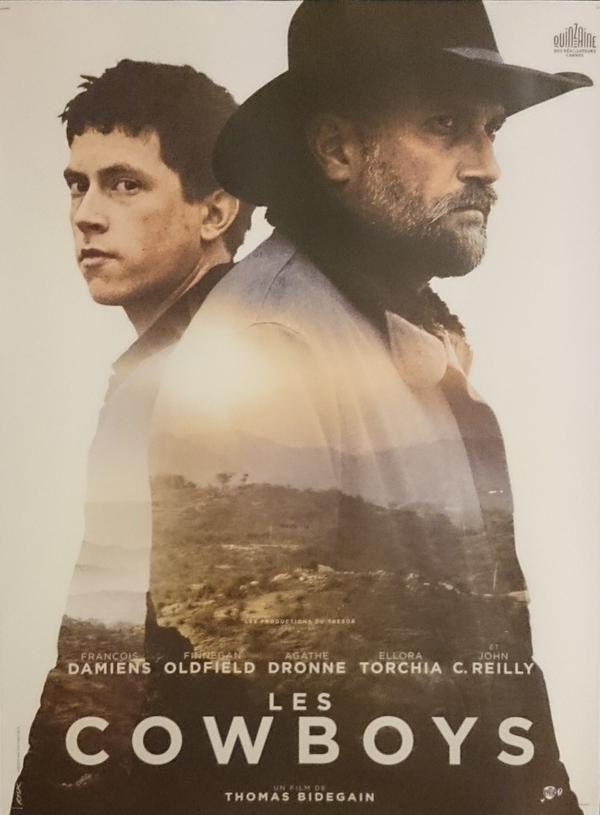 Les Cowboys (BANDE ANNONCE 2015) avec François Damiens, Finnegan Oldfield, John C. Reilly