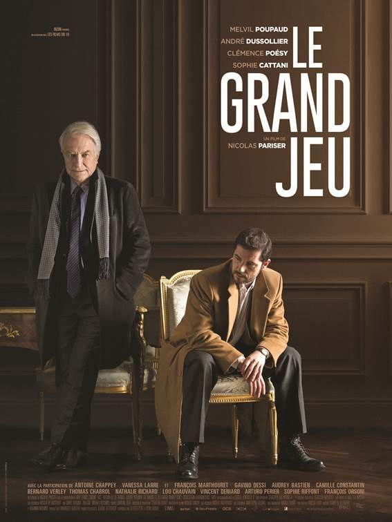 Le Grand Jeu (BANDE ANNONCE 2015) avec André Dussollier, Melvil Poupaud et Clémence Poésy