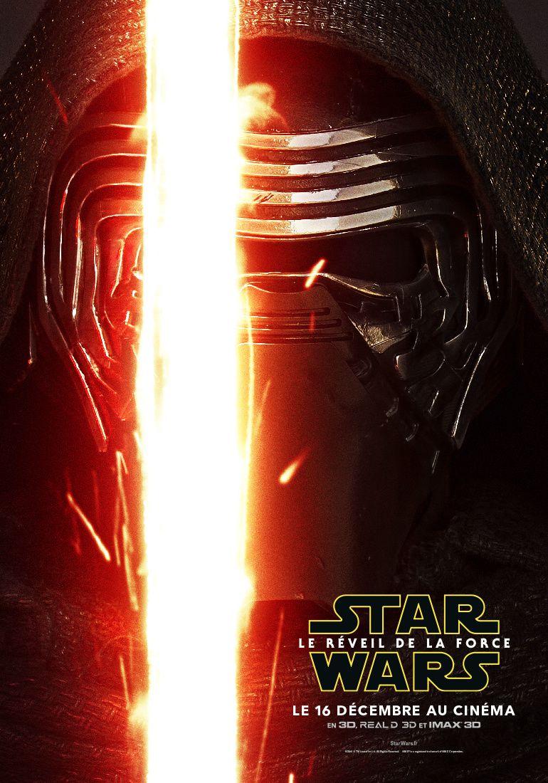 Star Wars - Episode VII : Le Réveil de la Force (BANDE ANNONCE VF et VOST 2015) de J.J. Abrams avec Harrison Ford, Mark Hamill, Carrie Fisher (Star Wars : Episode VII - The Force Awakens)