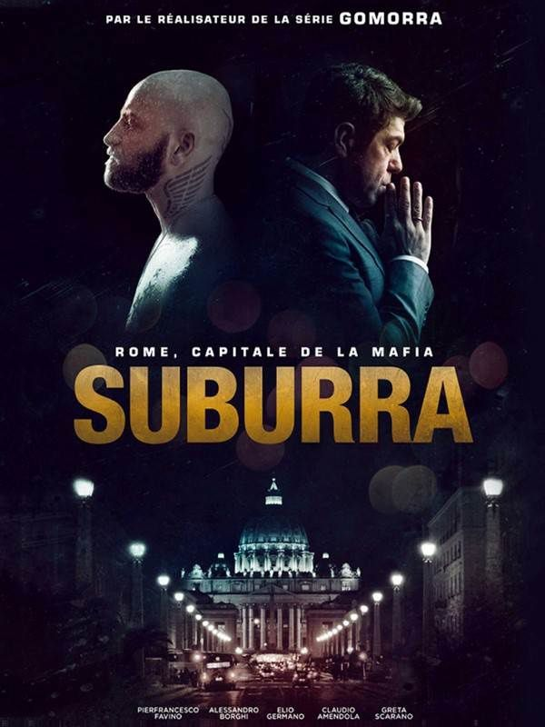 SUBURRA (BANDE ANNONCE VOST + 2 EXTRAITS 2015) avec Pierfrancesco Favino, Elio Germano, Claudio Amendola