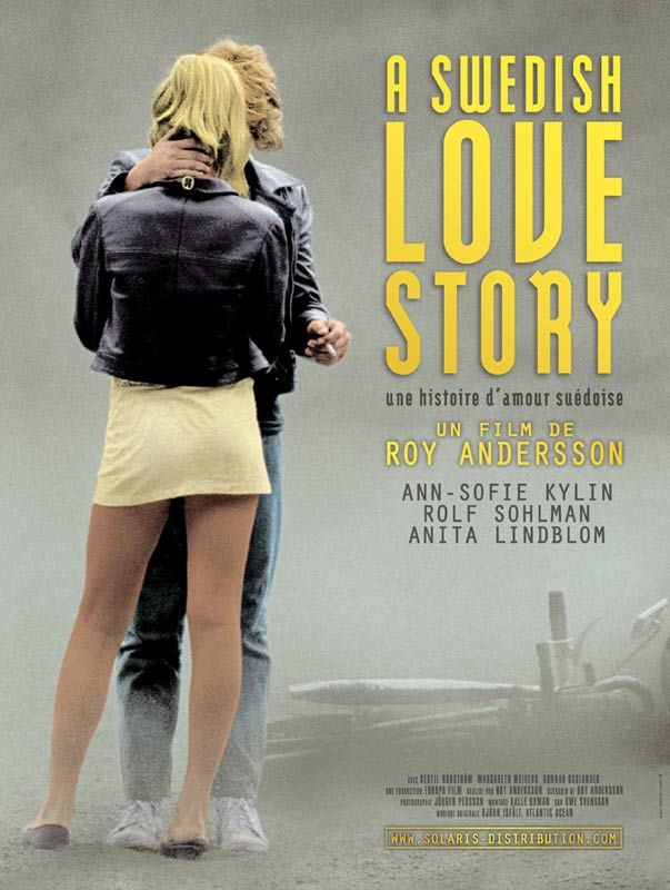 A SWEDISH LOVE STORY (BANDE ANNONCE 2008) de Roy Andersson