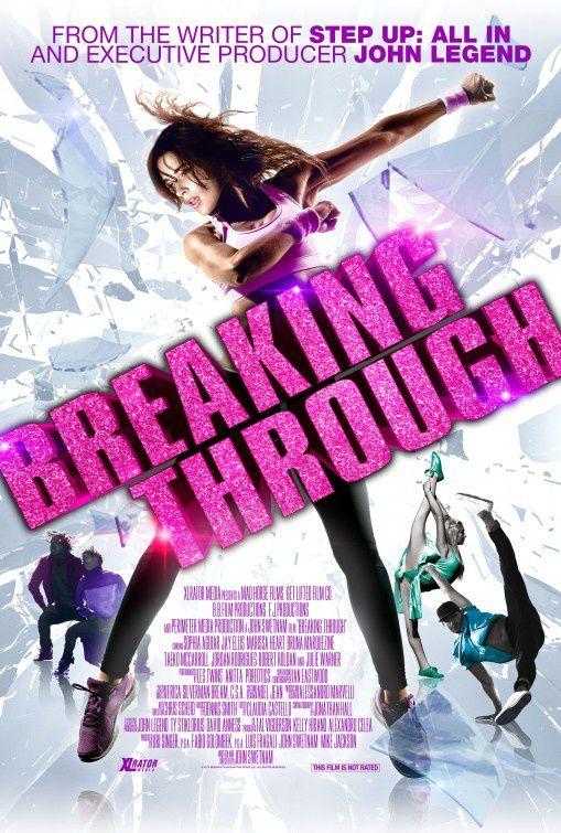 Breaking Through (BANDE ANNONCE VO 2015) avec Sophia Aguiar, Jordan Rodrigues, Jay Ellis - En DVD le 4 janvier 2016