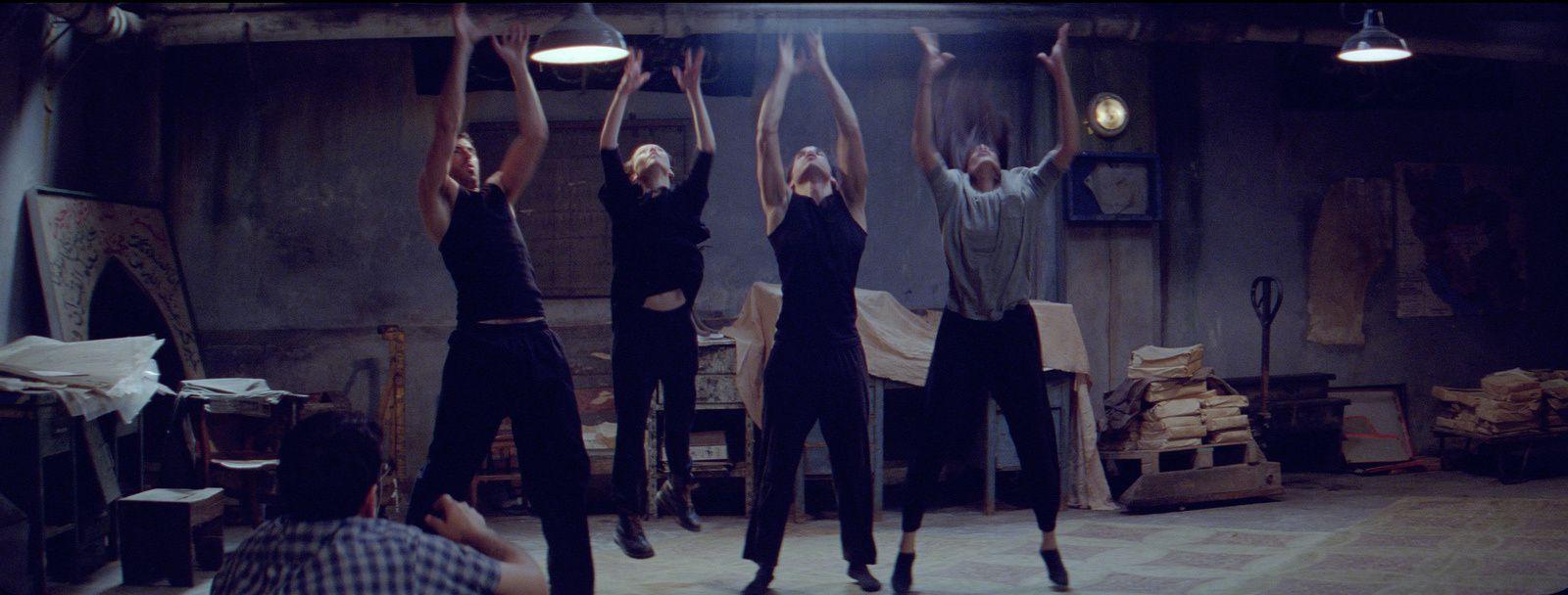 DESERT DANCER (BANDE ANNONCE VOST) Une histoire vraie à découvrir le 6 janvier 2016 au cinéma